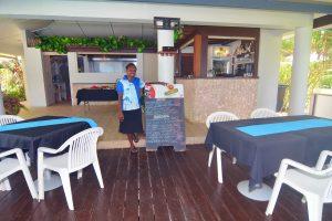 Restaurant - accommodation in Vanuatu