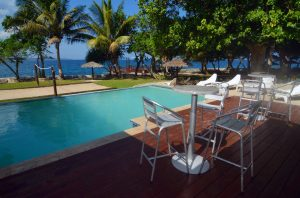 Swimming Pool - accommodation in Vanuatu
